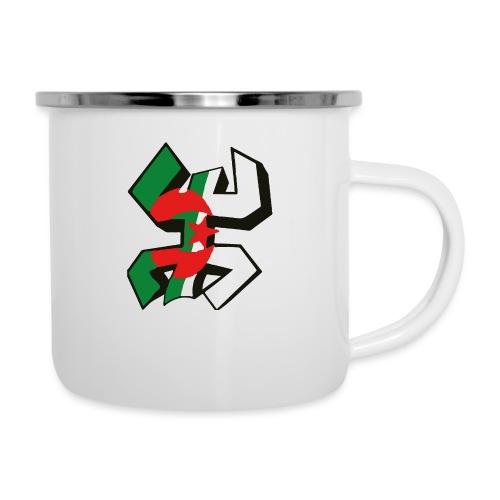 algérien - Tasse émaillée