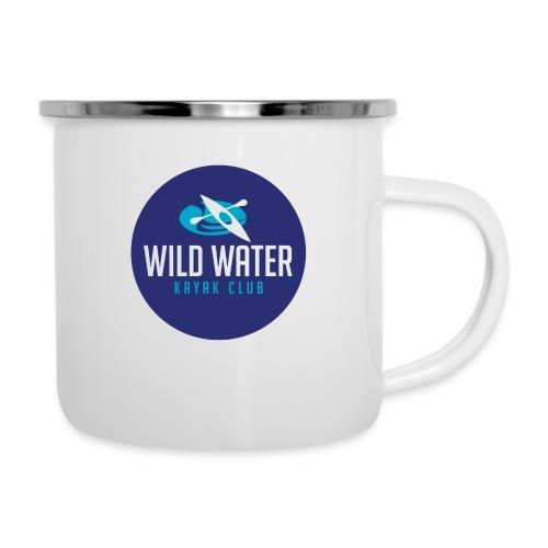 Logo Blue Circle - Camper Mug