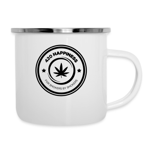420_Happiness_logo - Emaljekrus