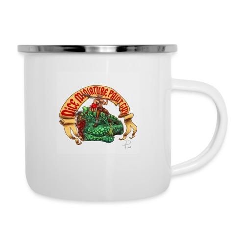 DiceMiniaturePaintGuy - Camper Mug