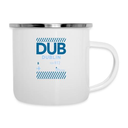 Dublin Ireland Travel - Camper Mug
