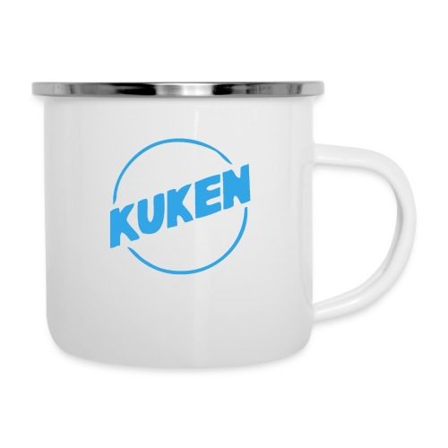Kuken - Emaljmugg