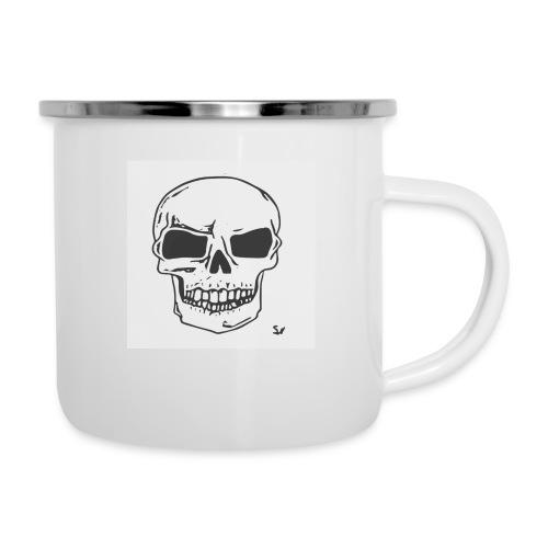 Skull Magic - Camper Mug