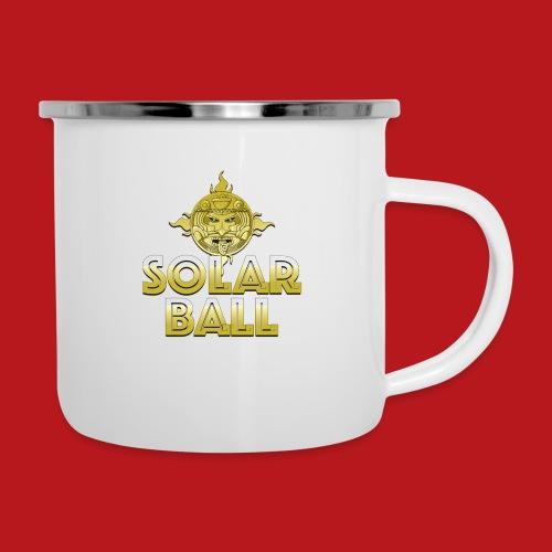 Solar Ball - Tasse émaillée