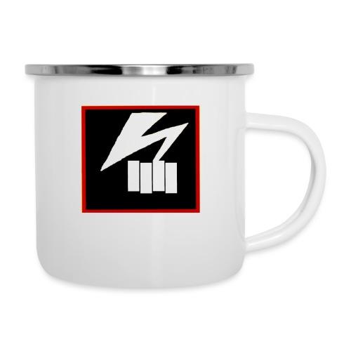 bad flag bad brains - Camper Mug