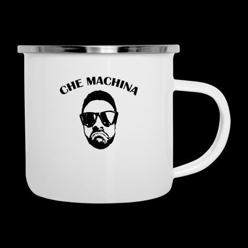 CHE MACHINA - Tazza smaltata