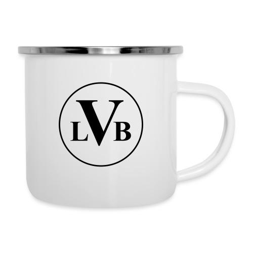Beethoven Logo 01 - Emaille-Tasse