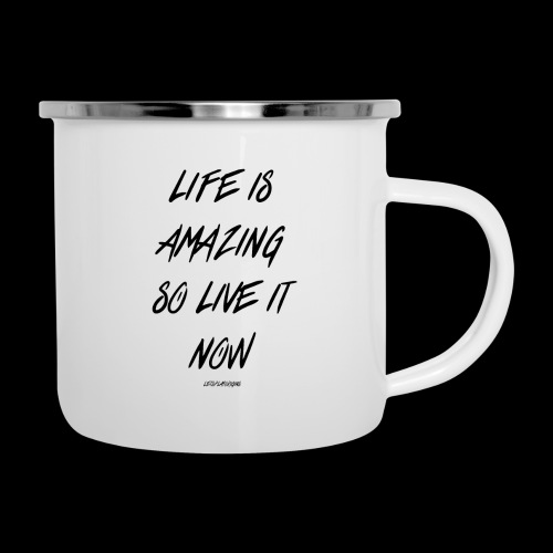 Life is amazing Samsung Case - Camper Mug