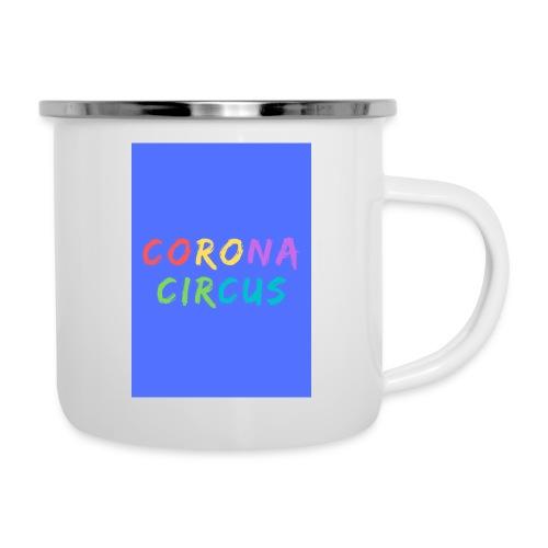 CORONA CIRCUS 3 - Tasse émaillée