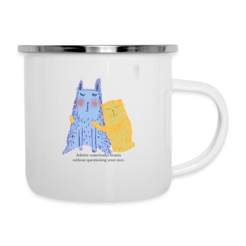Admire each other - Camper Mug