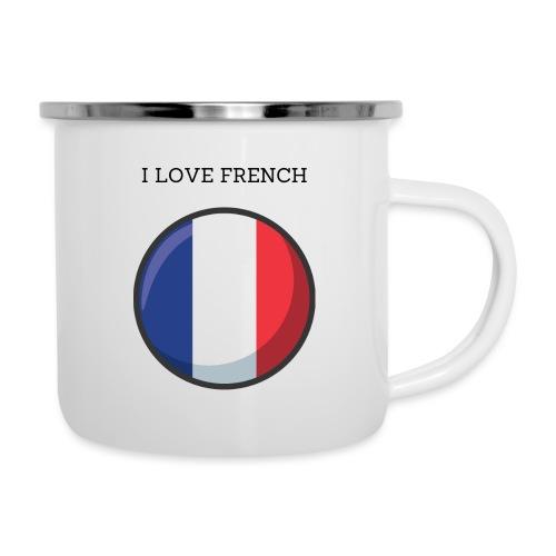 Mug French - Tasse émaillée