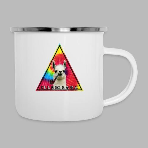 Illumilama logo T-shirt - Camper Mug