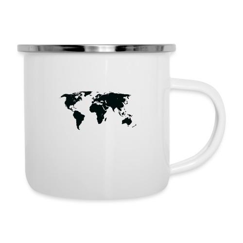 World - Emaljekrus