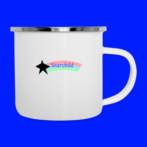 Starchild - Emaljmugg