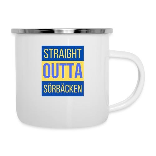 Straight outta Sörbäcken - Emaljmugg