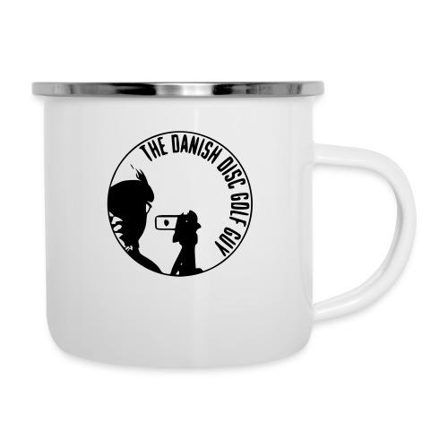 The Danish Disc Golf Guy Logo - Camper Mug