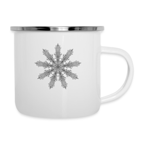 Magic Star Tribal #4 - Camper Mug