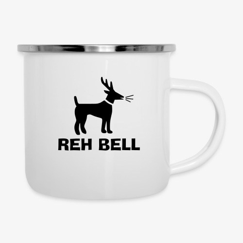 REH Bell - Emaille-Tasse