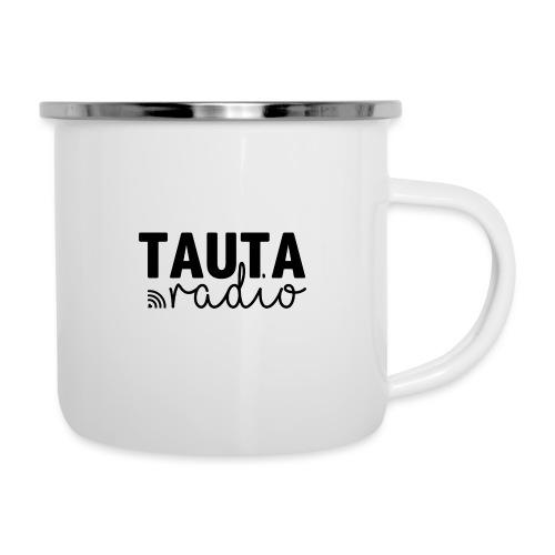 Radio Tauta Logo [Black] - Camper Mug