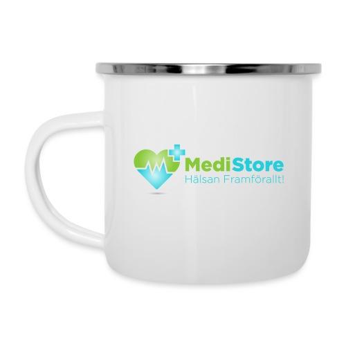 Medistore - Emaljmugg