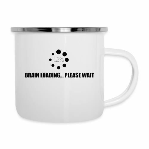 brain - Tasse émaillée
