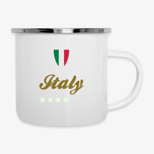 Gruppo di stelle Italia - Tazza smaltata