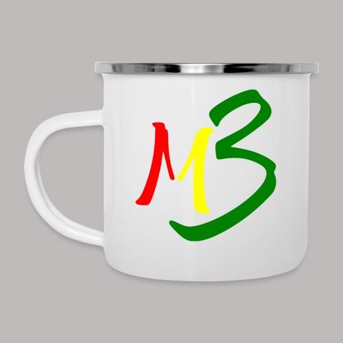 MB13 Logo rasta2 - Camper Mug