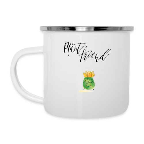 Plant Friend n°3 - Emaille-Tasse