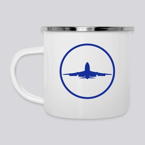 IVAO (Blue Symbol) - Camper Mug