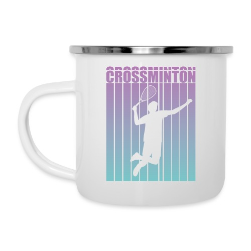 Crossminton - Speed badminton - Camper Mug