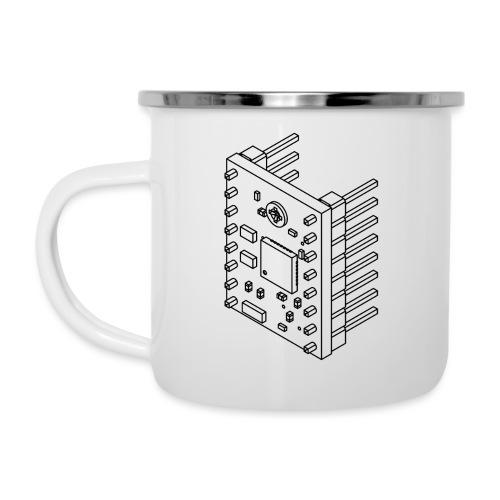A4988 (no text). - Camper Mug