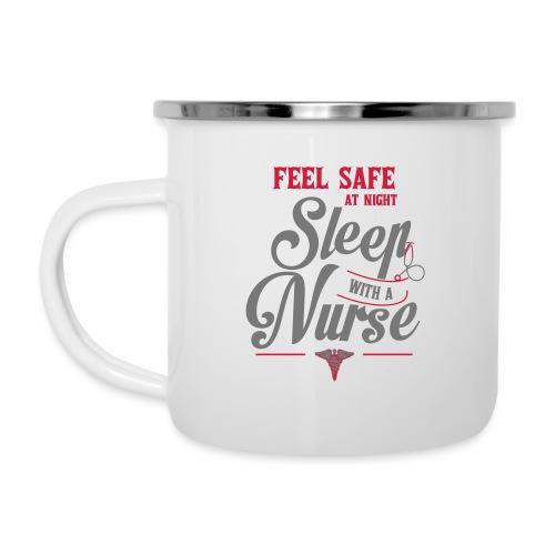 Feel safe at night, sleep with a nurse - Emalimuki