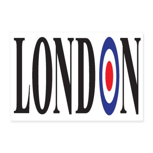 LONDON 3 2 UK 01 - Poster 36 x 24 (90x60 cm)