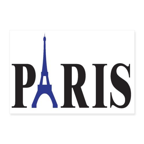 PARIS 3 2 UK 01 - Poster 36 x 24 (90x60 cm)