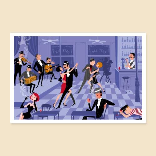 Tango Bar Posters - Poster 36 x 24 (90x60 cm)