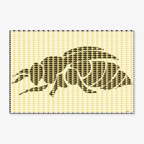 Reine des abeilles - Poster 90 x 60 cm