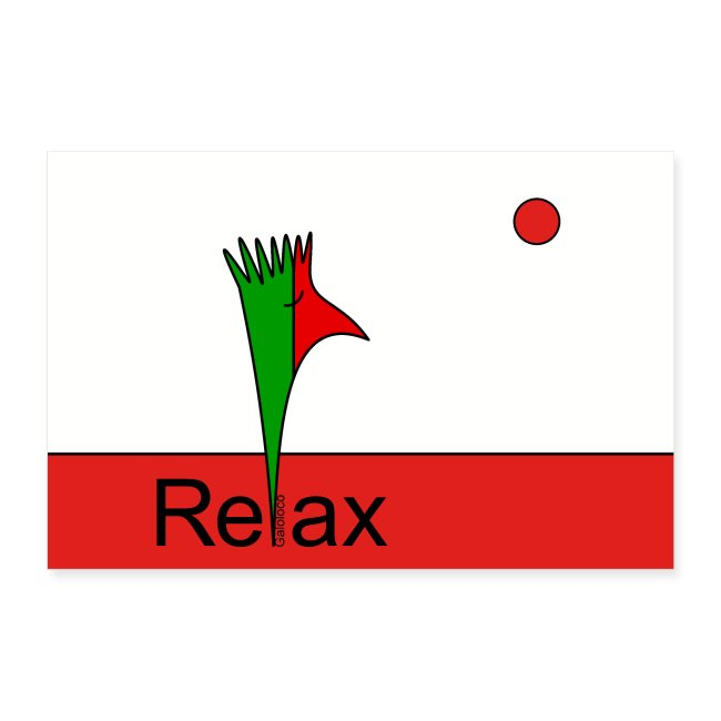 Galoloco - Relax (text) - 3:2