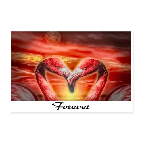 Forever - Poster 90x60 cm