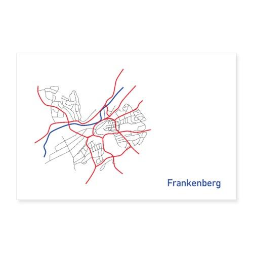 Frankenberg II - Poster 90x60 cm