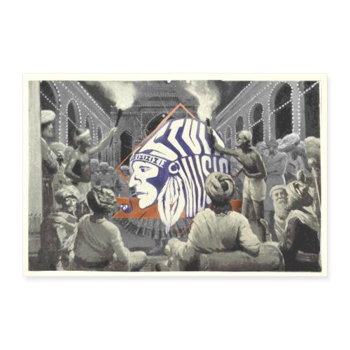 stulp - Poster - Poster 90x60 cm