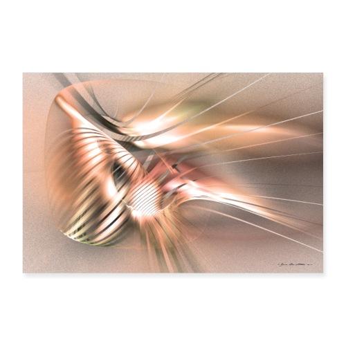 Abstrakti juliste - Found by Nile by Sipo - Juliste 90x60 cm