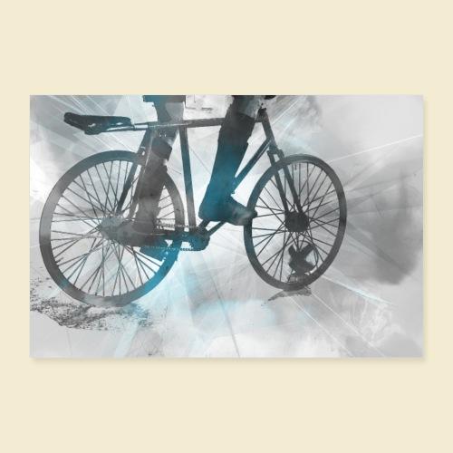 Poster | Radball | Cycle Ball 11 - Poster 90x60 cm