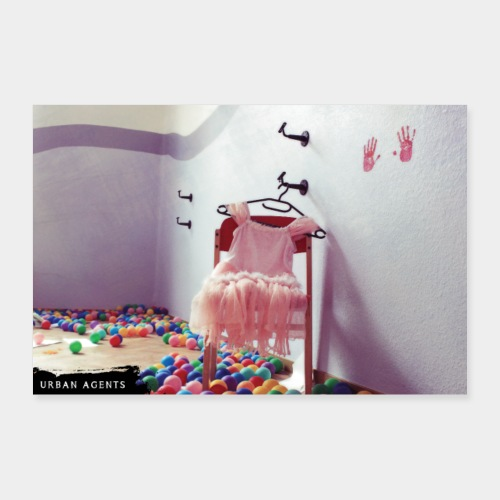 Original Fotografie Fingerprints - Poster 90x60 cm