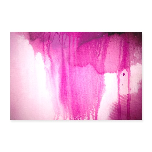 DreamPink - Poster 90x60 cm