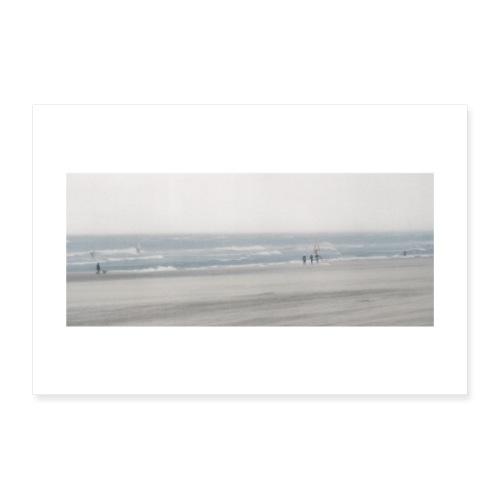 Windsurf full scene - Póster 90x60 cm