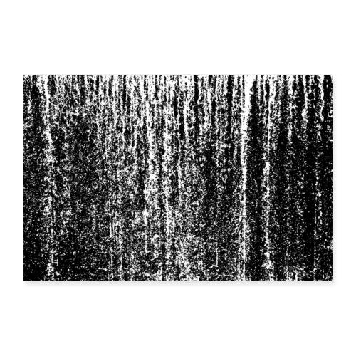 Waterfall - Póster 90x60 cm