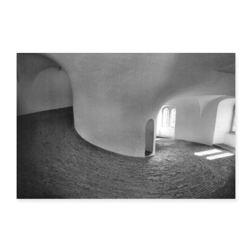 The Downward Spiral - Póster 90x60 cm