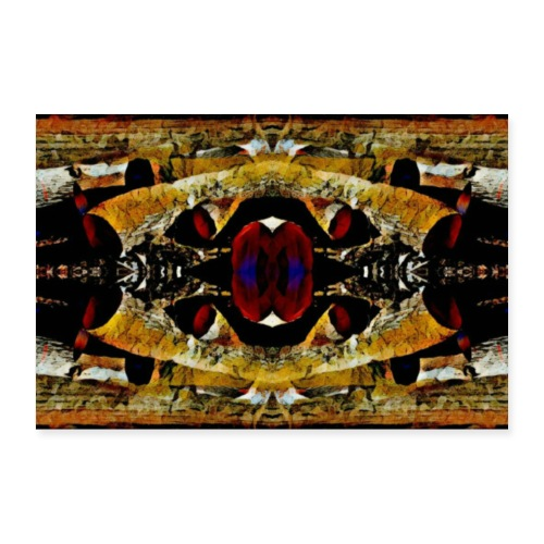 PhoTo-ARTwork.... (DESIGN_POSTER) - Poster 90x60 cm