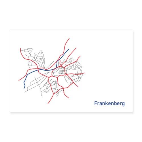 Frankenberg II - Poster 30x20 cm