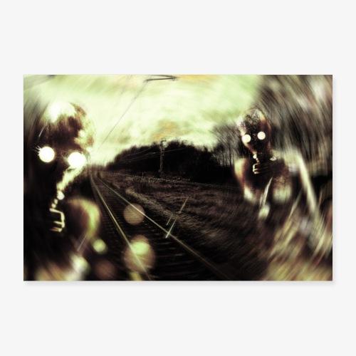 Breath - Poster 30 x 20 cm